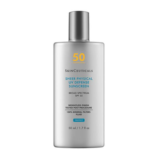SkinCeuticals Sheer Physical UV Defense Sunscreen SPF 50
